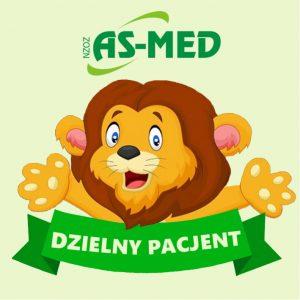 AS-MED szeroka opieka medyczna dla dzieci, badanie słuchu