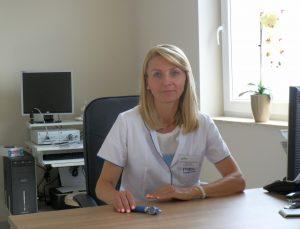 Otolaryngolog i Audiolog Małgorzata Iwanowska