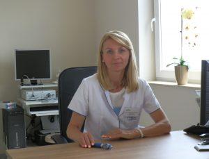 Małgorzata Iwanowska Laryngolog Audiolog